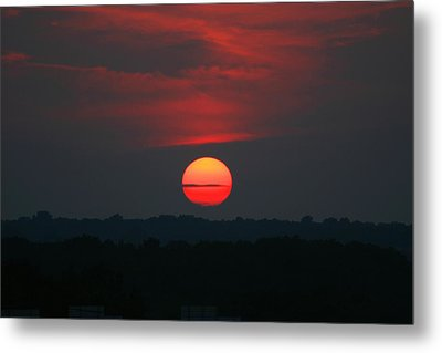 Sunrise 2 Metal Print