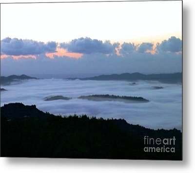 Metal Print featuring the photograph Sunrise by The Art of Alice Terrill