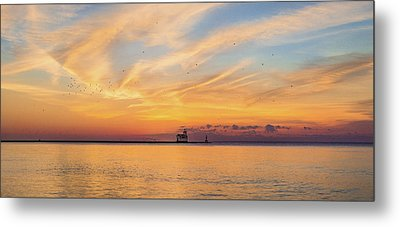 Metal Print featuring the photograph Sunrise And Splendor by Bill Pevlor