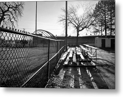 Metal Print featuring the photograph Sunrise At Lions Field by Jeanette O'Toole