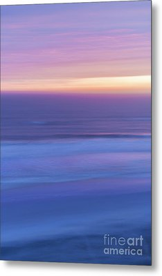 Sunrise Atlantic 3 Metal Print by Elena Elisseeva