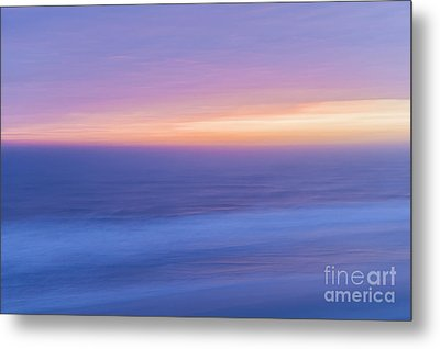 Sunrise Atlantic 4 Metal Print by Elena Elisseeva