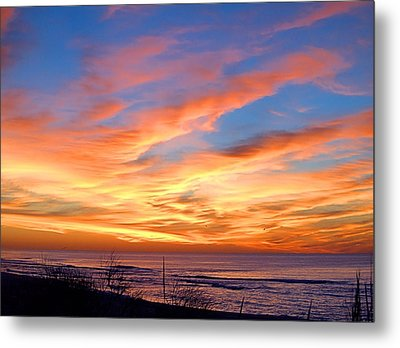 Sunrise Dune I I I Metal Print by  Newwwman
