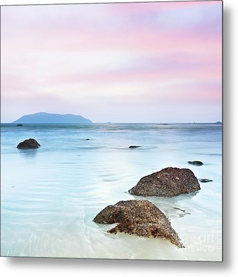 Sunrise Metal Print by MotHaiBaPhoto Prints