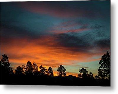 Sunrise Over The Southern San Juans Metal Print