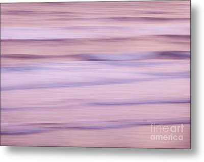 Sunrise Waves 1 Metal Print by Elena Elisseeva