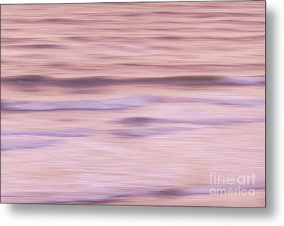 Sunrise Waves 2 Metal Print by Elena Elisseeva