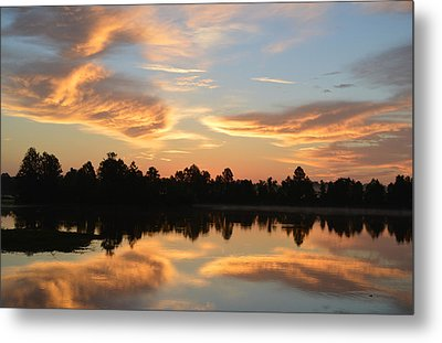 Sunrise 8 June 2016 Metal Print