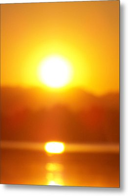 Sunset 1 Metal Print by Travis Wilson