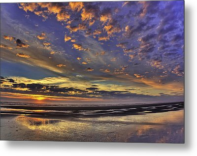 Sunset Paradise  Metal Print