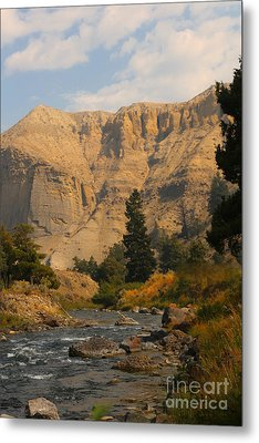 Metal Print featuring the photograph Sunset River by Robert Pearson
