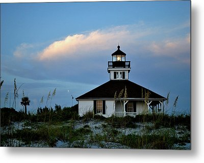 Sunset Metal Print by Steven Scott