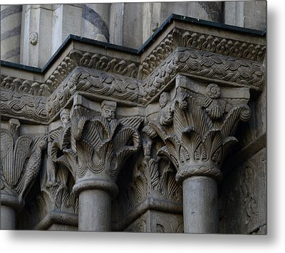 Support Group Metal Print by Randall Slinkard