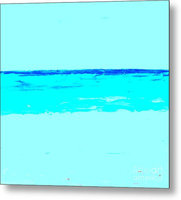 Surf Metal Print by Fred Wilson