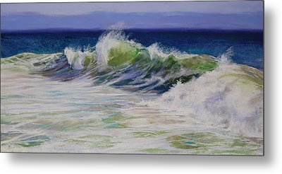 Surfs Up Metal Print by Jeanne Rosier Smith