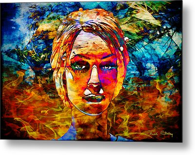 Metal Print featuring the photograph Surreal Dream - Chuck Staley by Chuck Staley