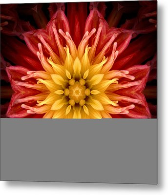 Surreal Flower No.1 Metal Print