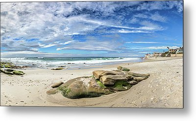 Metal Print featuring the photograph Surrounded By Beauty by Peter Tellone