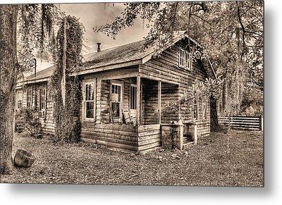Sweet Home Alabama Metal Print by JC Findley