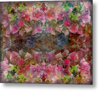 Sweet Pink Dreams Metal Print