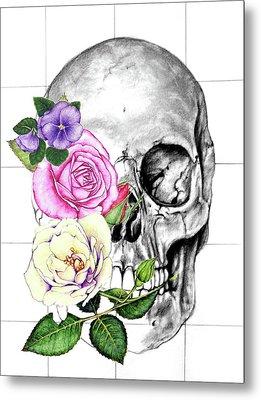 Symbol Of Change Metal Print by Heidi Kriel