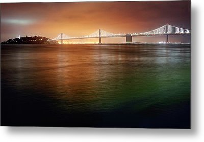 Metal Print featuring the photograph Take Me Home Tonight by Peter Thoeny