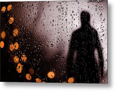 Metal Print featuring the photograph Take Your Light With You by David Sutton