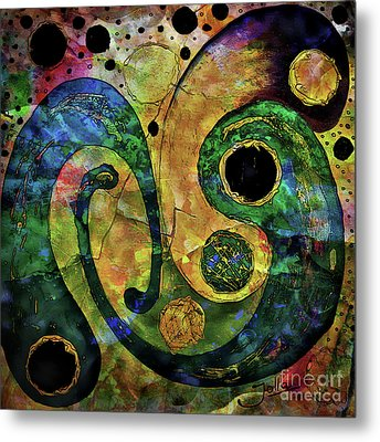 Tales Of The Past  Metal Print
