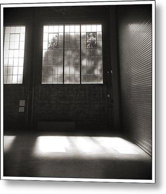 Tall Windows #3 Metal Print by Maxim Tzinman