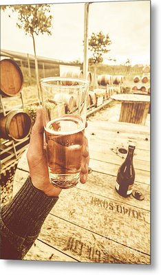 Tasmanian Ciders Metal Print by Jorgo Photography - Wall Art Gallery