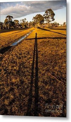 Tasmanian Sunset Explorer Metal Print by Jorgo Photography - Wall Art Gallery