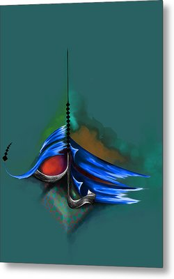 Tc Al Maalik 5 Metal Print by Team CATF