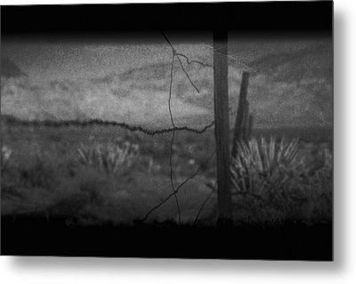 Tell Me Metal Print by Mark Ross