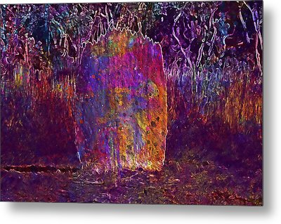 Termites Nest Nature Insects  Metal Print