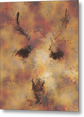 Terra Metal Print by Rora
