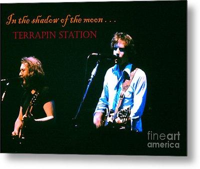 Terrapin Station - Grateful Dead Metal Print by Susan Carella