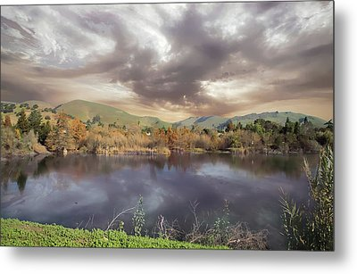 That Magic You Make Metal Print by Laurie Search