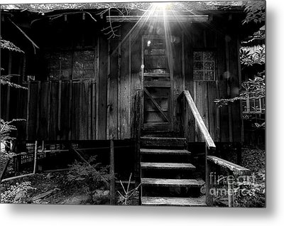 The Absent Spirits Metal Print by Michael Eingle