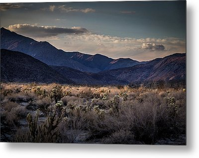 Metal Print featuring the photograph The American West by Peter Tellone