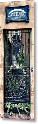 The Antique South Metal Print by Renee Sullivan