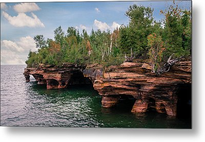 The Apostle Islands Metal Print