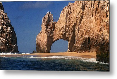 Metal Print featuring the photograph The Arch by Marna Edwards Flavell