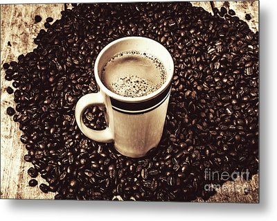 The Art Of Brewing Metal Print by Jorgo Photography - Wall Art Gallery