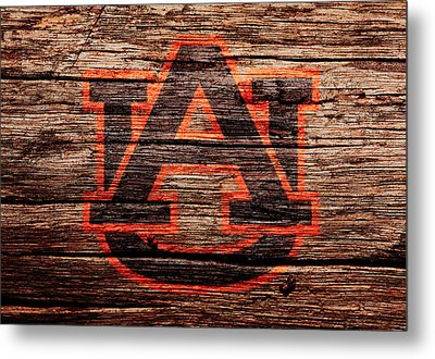 The Auburn Tigers Metal Print by Brian Reaves
