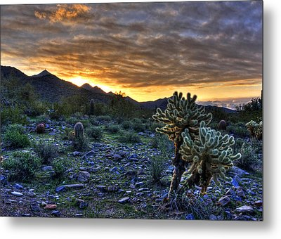 The Awakening Metal Print