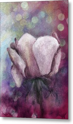 Metal Print featuring the painting The Award by Annette Berglund