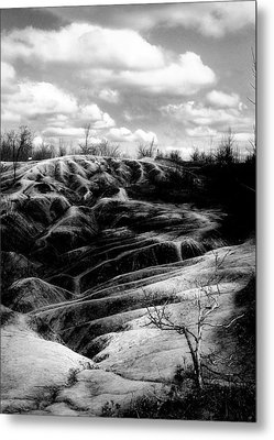 The Badlands 2 Metal Print by Cabral Stock