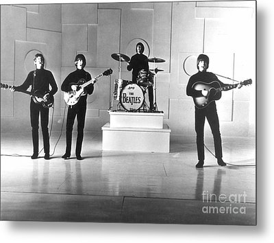 The Beatles, 1965 Metal Print