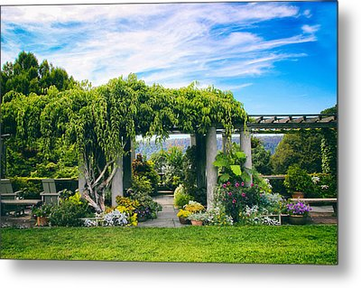 The Beauty Of Wave Hill Metal Print by Jessica Jenney