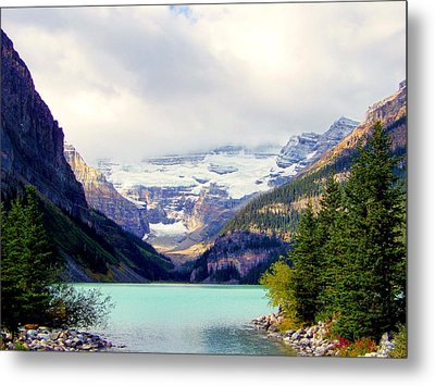The Beauty Within Metal Print by Karen Wiles